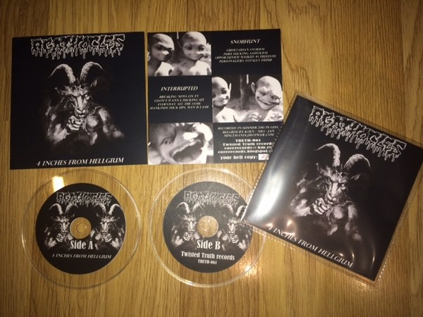 AGATHOCLES - 4 inch from Hellgium