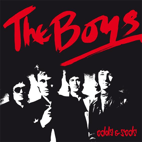 the BOYS - Odds & sods