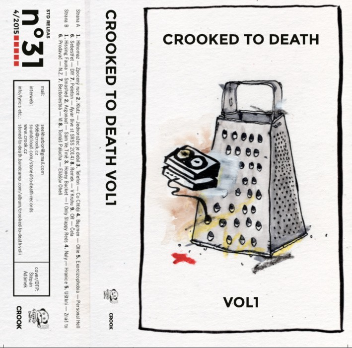 V/A Crooked to death #1