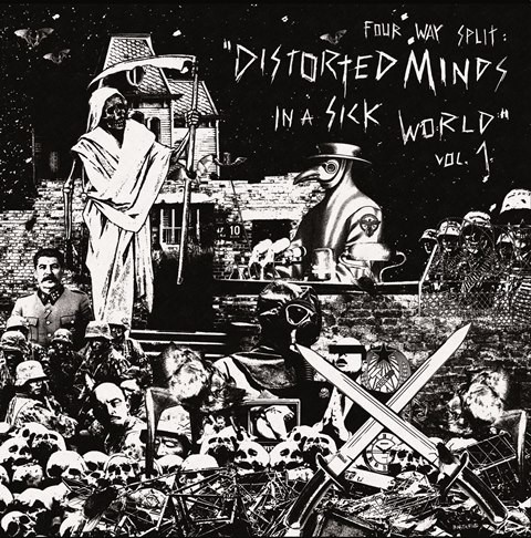 Distorted minds in a sick world