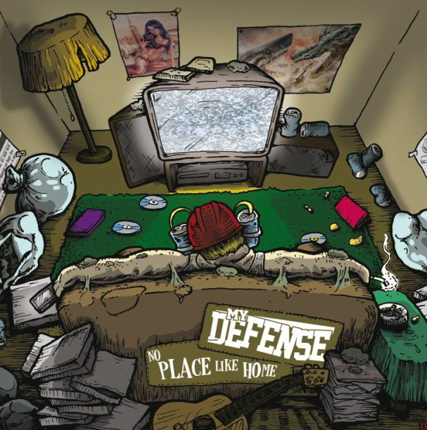 MY DEFENCE - No place like home
