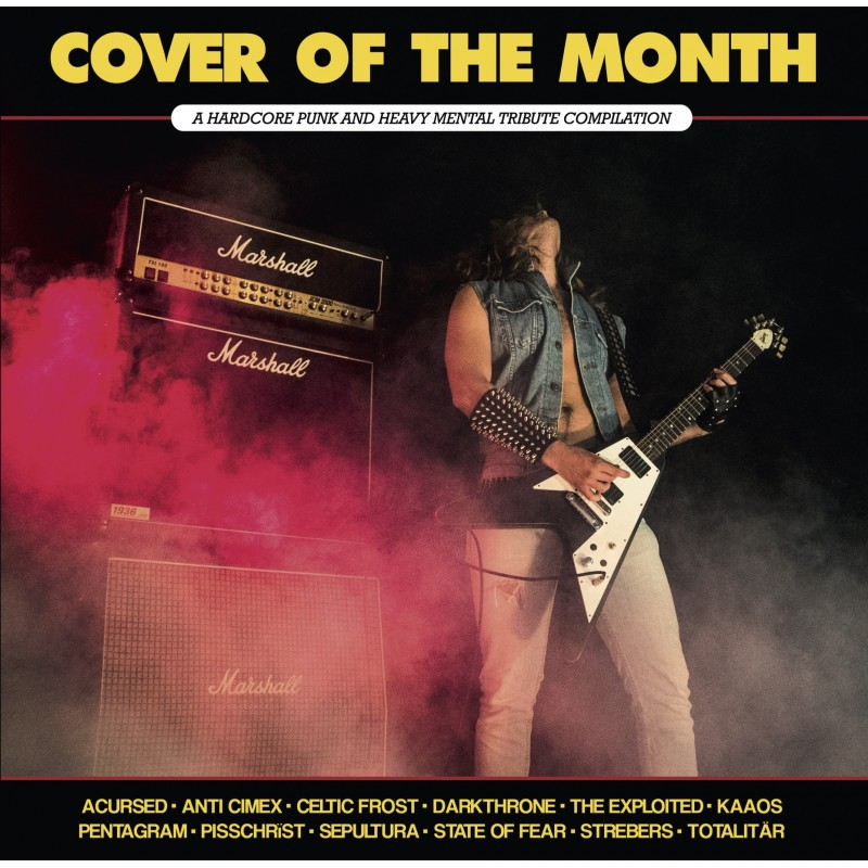 偏執症者 (PARANOID) - Cover of the month