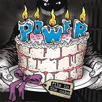 POWER - File in the cake
