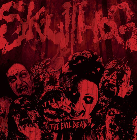 SKULLHOG - The evil dead