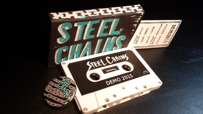 STEEL CHAINS - Demo 2015