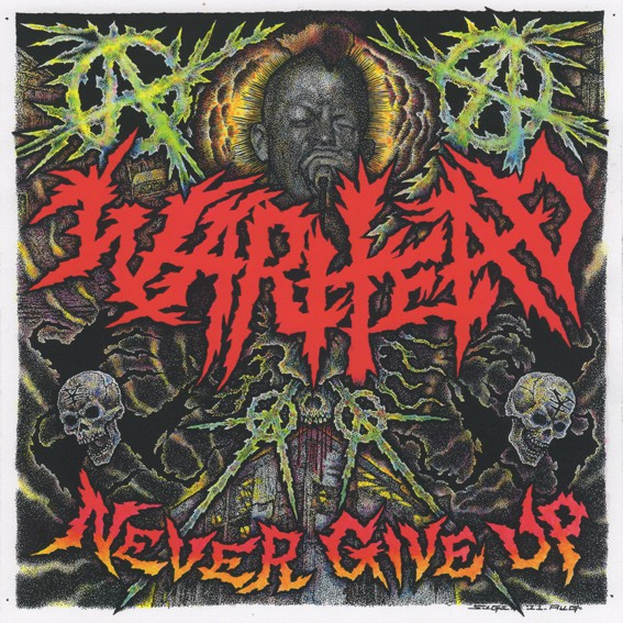 WARHEAD - Never give up
